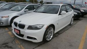 2011 BMW 335i xDrive All Wheel Drive, Sunroof, Leather