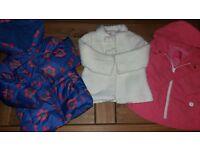 GIRL'S 12-18M COATS, JACKET