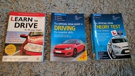 How to drive books
