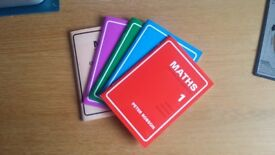 Eleven plus (11+) Books and revision cards