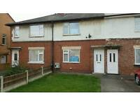 SHIREBROOK 3 BED HOUSE TO RENT