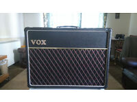 1964 Vox ac10 thickedge. Footswith included. Recently serviced by Flynn amps. Collection only. £2200
