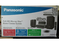 Panasonic scbt100 home cinema