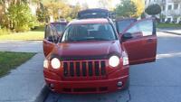 Jeep Compass 2007 4 cyl moteur 2l economique