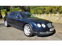 2005 BENTLEY CONTINENTAL FLYING SPUR FULL SERVICE HISTORY CHEAPEST EVER SPARES OR REPAIRS