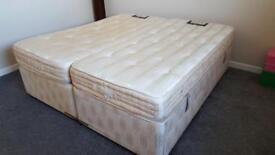 2 Single Beds / 1 Kingsize Bed