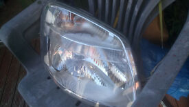 Citreon front light Cluster