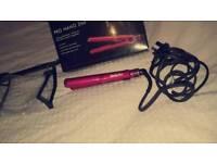 Babybliss Pink Mini Hairstraightners New