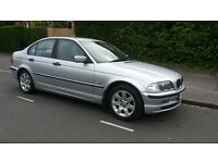 BMW 318I Automatic , V Low Mileage, V Clean, MOT - History, AT Par Avensis Audi A4 C Class Accord