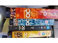 The OC Complete Collection on DVD