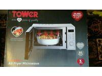 Tower 23 litre air fryee microwave