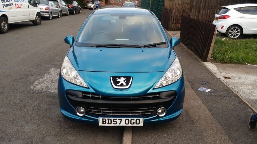 SEMI AUTOMATIC PEUGEOT 207 1 6 PETROL FOR SALE | in Tyseley, West Midlands  | Gumtree