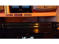 Stage Line VU800/SW LED Audio dB VU Display [Mint Condition]
