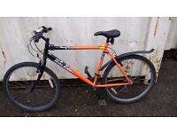 BIKE MOUNTAIN RALEIGH FIREFLY BICYCLE 15 SPEED 26 INCH WHEEL AVAILABLE FOR SALE