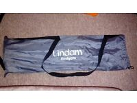 Lindam portable stairgate