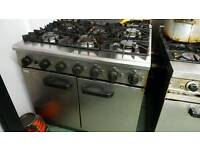 Commercial range oven for sale