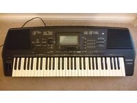 Technics KN-1500 Keyboard spares or repairs...