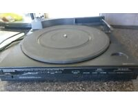 Kenwood Linear record player p-5x