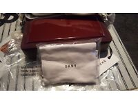 DKYN Crossbody bag oxblood (brand new original with tags)