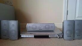 Panasonic Home Cinema DVD Surround Sound System, Model no: SA HT530, Very Good condition
