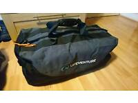 Life venture expedition. Kit bag 70litre. Camping..