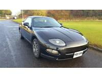 MITSUBISHI FTO GR AUTO COUPE 2.0 V6 Very Nice Car Lots Of History ** Pls Read ** (black) 2006