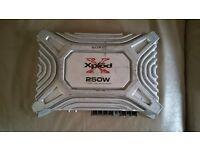 CAR AMPLIFIER SONY XPLOD 250 WATT 2 CH STEREO AMPLIFIER FOR DOOR SPEAKERS OR SUBWOOFER