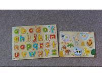Children's jigsaws/ puzzles