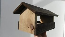 Various size Bird Tables and Nesting Boxes