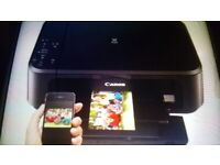 Wireless smartphone printer scanner. Collect today cheap