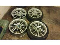 Bmw mv3 alloy wheels
