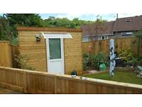 Summerhouse's / man caves/ hot tub enclosures /decking/ patios