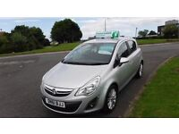 VAUXHALL CORSA 1.2 SE(61 PLATE)32,000MLS.ALLOYS,AIR CON,HALF LEATHER,VERY CLEAN CONDITION