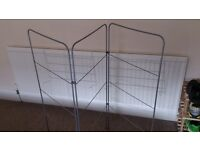 Gate Folding Airer + 2-pack Radiator Airer