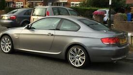 BMW 320D SE with M Sport Bumper and side skirts