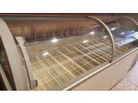 Icecream Display Freezer Boston 210