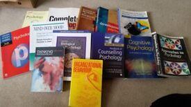 Psychology books undergraduate