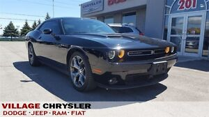 2015 Dodge Challenger SXT Plus Technology,Blind Spot & Cross Pat