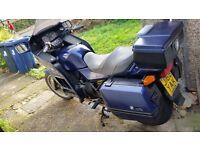 BMW K100LT motorbike motor brick first bike
