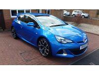 Vauxhall Astra GTC VXR 2.0T - Arden Blue - 280BHP