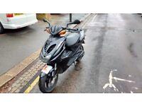 Yamaha Aerox 50 Moped Scooter 50cc / 49cc 2 stroke £750 ONO