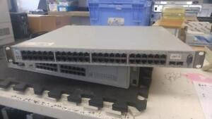 Nortel Baystack 5510-48T AL1001A01 48 Port 1000Base-T Switch