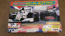 Micro Scalextric Sets
