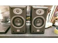 JBL stereo speakers