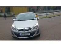 VAUXHALL CORSA 12 PLATE WITH 2 OWNERS AND VERY SUPERB CONDITION