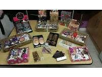 Makeup and jewellery