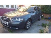 2006 Audi A3 1.6 automatic petrol very good condition with no mechanical issues
