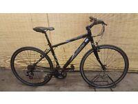 Unisex hybrid bike CLAUD BUTLER URBAN 100 Frame 18''