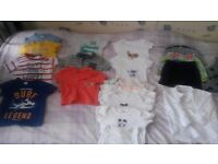 Baby boy clothes bundle, 9-12 months, 47 items, £40 ono