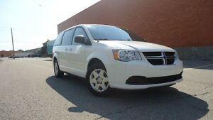 2013 Dodge Grand Caravan SE, Stow & Go